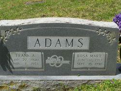 Rose Marie Adams