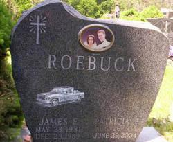 James E Roebuck
