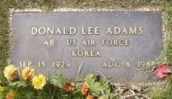 Donald Lee Adams