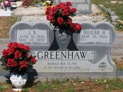 J. B. Greenhaw
