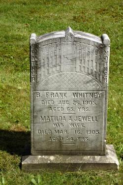 Benjamin Franklin Whitney