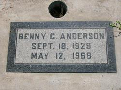 Benny Charles Anderson