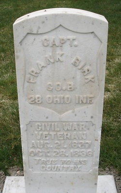 Capt Frank Franziskus Birk