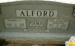 Nora Kathleen <i>Atkinson</i> Alford