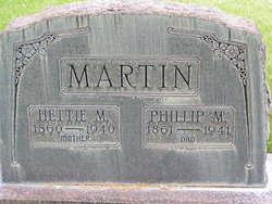 Hester Mary Hettie <i>Bonar</i> Martin