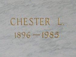 Chester L Anderson