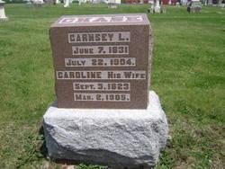 Garnsey L Chase
