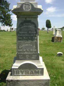 Elizabeth Jane <i>Campbell</i> Byram