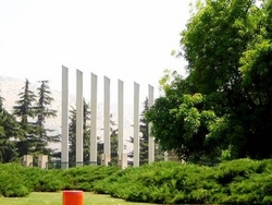 Cementerio Parque del Recuerdo (Am�rico Vespucio)