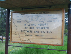 Fraternal Cemetery