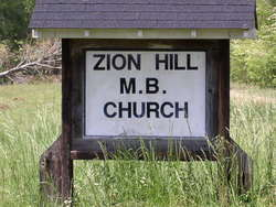 Zion Hill Missionary Baptist Cemetery