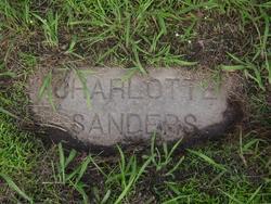 Charlotte <i>Watie</i> Sanders