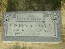 Virginia A. Chaney