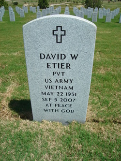 David Wayne Etier