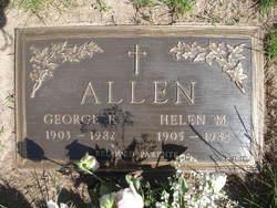 Helen Marie <i>O'Keefe</i> Allen