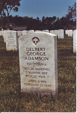 Delbert George Adamson