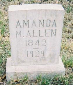 Amanda M. <i>Samson</i> Allen