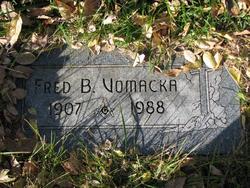 Fred B. Vomacka