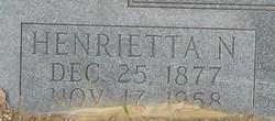 Henrietta <i>Neubert</i> Arnold