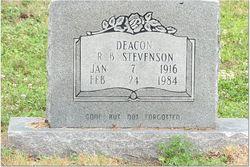 Reuben Stevenson, Jr