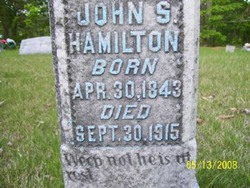 John S Hamilton