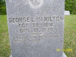 George Lonnie Hamilton