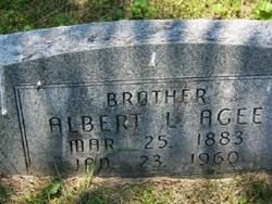 Albert L Agee