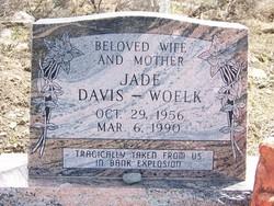 Jade Davis-Woelk