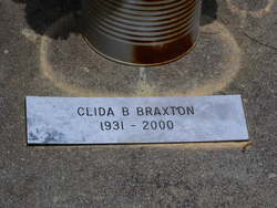 Clida B Braxton