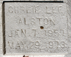 Chrlie Lee Alston