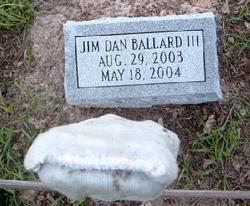 Jim Dan Ballard, III