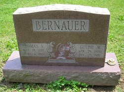 Goldie Marie <i>Wagner</i> Bernauer