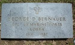 George Daniel Dan Bernauer
