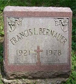 Francis Lavern Bernauer