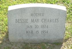 Bessie May <i>Edwards</i> Charles
