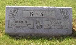 Viola Mae Mary <i>Macklin</i> Best