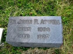 Dr John R. Atwell