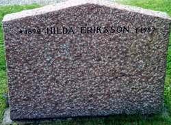 Hilda Ellida Eriksson