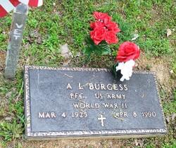 A L Burgess