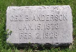 George B. Anderson
