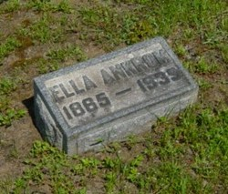Ella <i>Bills</i> Ankrom