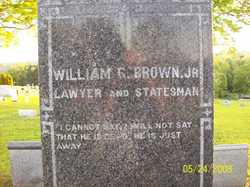 William Gay Brown