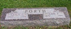 Grace Laura <i>Sloter</i> Porth