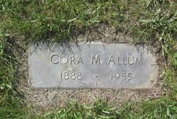 Cora Luella <i>Mace King</i> Allum
