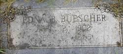 Edna Mary <i>Baumhoefer</i> Buescher