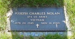 Joseph C Nolan