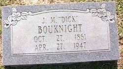 James M. Dick Bouknight