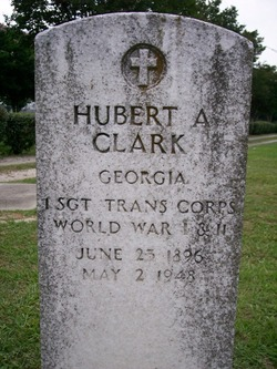 Hubert A. Clark