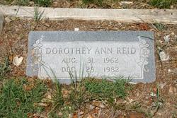 Dorothey Ann Reid