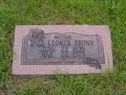 Inez Pauline <i>Musselman</i> Cromer-Brown